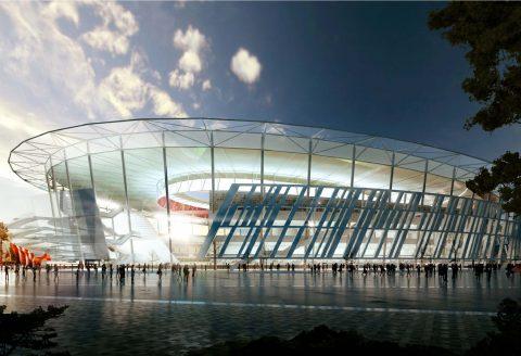 AS ROMA Stadium